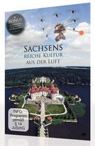 """DVD-VIDEO """"Sachsens reiche Kultur aus der Luft"""""""