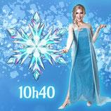 6 Décembre - 10h40 à 10h55