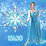 6 Décembre - 15h30 à 15h45