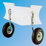 Coppia ruote di alaggio - 2030000