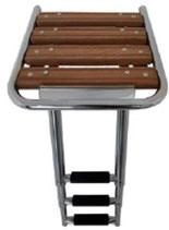 PLANCETTA con box per scaletta a 3 gr - 7006-45