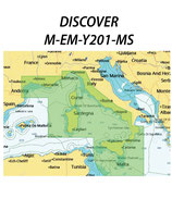 C-MAP Discover M-EM-Y201-MS Medit. Centr. - 50.830.10