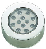 FARETTO INOX 4+8 LED - 5134510