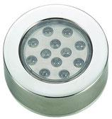 FARETTO INOX 4+8 LED - 5134510