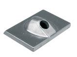 ANODO PIASTRINA MERCURY 6 - 9,9 HP -3750137