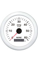 CONTAGIRI RECMAR 0-6000 RPM CON CONTAORE