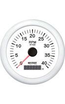 CONTAGIRI RECMAR 0-4000 RPM CON CONTAORE