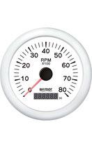 CONTAGIRI RECMAR 0-8000 RPM CON CONTAORE