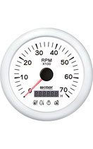 CONTAGIRI RECMAR 0-7000 RPM CON CONTAORE