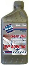 ROIL GEAR OIL EP 80W90 PIEDE