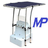 Heavy Duty T-Top Deck Mount - 12.472.00
