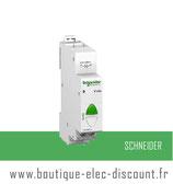 Voyant VCLIC Vert Réf 16193 Schneider