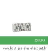 Peigne DISTRICLIC XE 5 Mod Ref 16180 Schneider