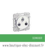Prise TV/FM/SAT 1entrée réf S520461