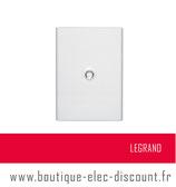 Porte opaq DRIVIA 18M 3R Réf 401233 Legrand