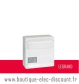 Coffret VDI pré-câblé 4RJ45 Réf 413218 Legrand