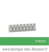 Peigne DISTRICLIC XE 8 Mod Ref 16181 Schneider