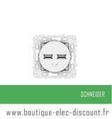 Chargeur double USB réf S520408