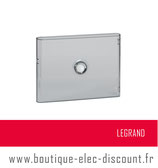 LEGRAND Porte Transparente Coffret DRIVIA 18 modules 1R Réf 401241
