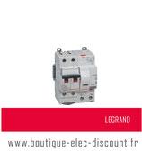 Disjonct. Diff DX³ 6000 - 32A réf 411167 Legrand