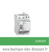 Int. diff. 63A 30mA AC ID\'clic XP Réf 23162 Schneider