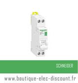 Disjoncteur 16A avec vis Réf R9PFC616 Schneider