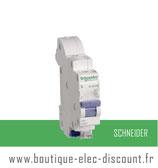Disjoncteur 2A ss vis réf 16724 Schneider