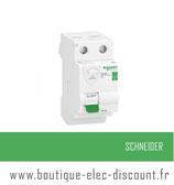 Int. diff. 63A 30mA AC Resi9 XE ID Réf R9ERA263 Schneider