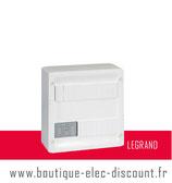 Coffret VDI pré-câblé 8RJ45 Réf 413219 Legrand