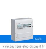 Coffret VDI Réf TN405 Hager