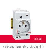 Prise de courant tab Legrand Réf 04280