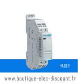 Cont. 20A 2F 230V Réf ESS220B Hager