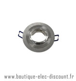 Support Spot Orientable -GU10 - Rond - Alu