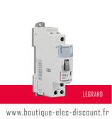 Télérupteur 1F 230V 16A Réf 412408 Legrand