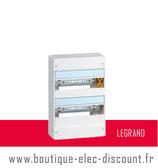 Coffret DRIVIA 13M 2R Legrand Réf 401212