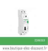 Télérupteur Resi9 XP TL télérupteur wiser auxiliarisé - 1NO - 16A Réf Schneider R9PCLA