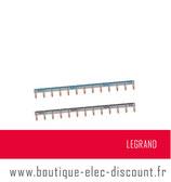 Peigne d'alim. Horiz. 13M Réf 404926 Legrand