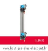 Peigne d'alim. Vert 2R 125mm Réf 405000 Legrand