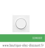 Plaque Blanc 1 poste réf S520702
