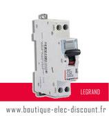 Disjoncteur LEGRAND 32A à vis Réf 406777