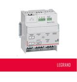 Télécommande multifonctions connectée non polarisée IP pour bloc d'éclairage et alarme incendie LEGRAND 062520