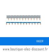 Barre de pontage HAGER Réf KBN863A