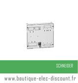 Panneau contrôle 45mm RESI9 Réf R9H13206 schneider