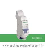Disjoncteur 20A ss vis Réf 16727 Schneider