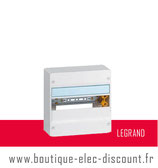 Coffret DRIVIA 13M 1R Legrand Réf 401211