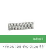 Peigne Répartiteur XE 8 Mod Ref R9EXHS08 Schneider