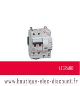 Disjonct. diff. DX³ 6000 - 20A réf 411165 Legrand