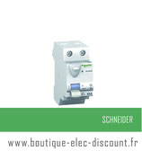 Int. diff. 40A 30mA AC IDClicXE Réf 16160 Schneider
