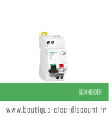 Disjonct. diff. DT40 Vigi  10A Réf A9N21442 Schneider
