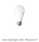 Ampoule LED E27 - 12W (Eq.75W) - 2700K - A60 Dimmable
